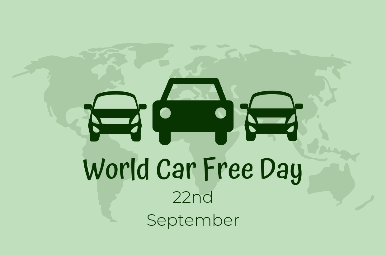 Take a Break from Driving This World Car-free Day